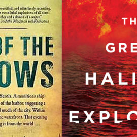 Battle of the Books Curse of the Narrows by Laura MacDonald Vs. The Great Halifax Explosion by John Bacon
