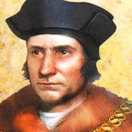 My Favorite History: Saint Thomas More