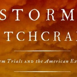 A Storm of Witchcraft by Emerson Baker